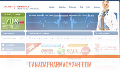 Canadapharmacy24h
